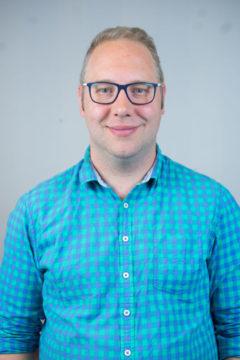 Joel Backman <br /> Föreståndare och pastor