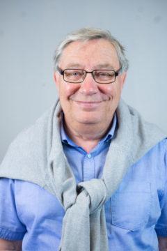 Krister Nilsson <br /> Administrativ volontärarbetare