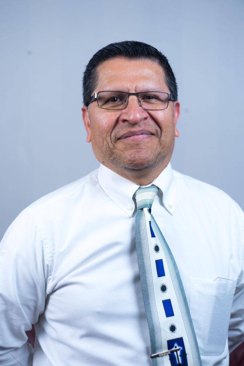 Mauricio Campos </br> Pastor spanska gruppen